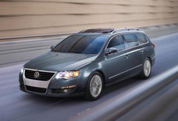 """""""Volkswagen Passat"""" kombi: historia, opis modelu"""