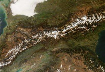 Fischt góry – najwyższy szczyt Lagonaki
