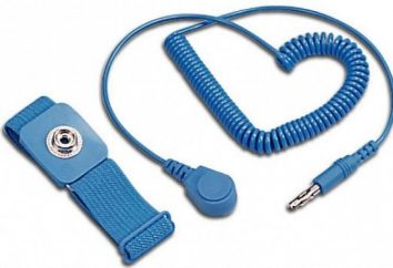 Cinturino antistatico: sicurezza per il computer durante la riparazione