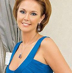 Kokorekina Olga TV-Moderatorin Kokorekina. Biographie, persönliches Leben, Foto