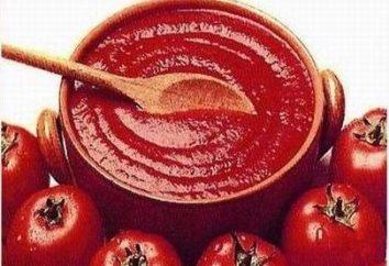 pasta de tomate: Receta casera