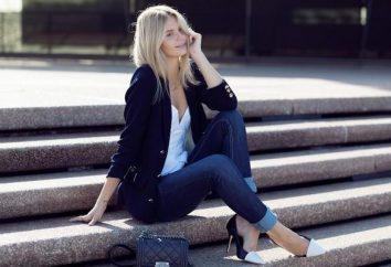 Jeans Slim: description, rétroaction. Création d'une manière harmonieuse avec un jean slim