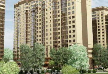 """LCD """"Amber"""" (Woroneż): apartamenty w kompleksie mieszkaniowym"""