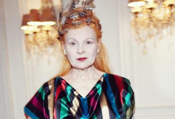 robes choquantes de Vivienne Westwood