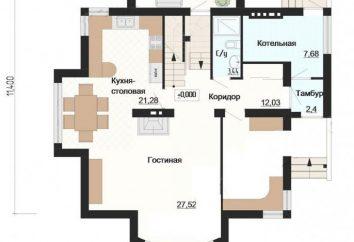 squelette Houses: avis des locataires, des projets et la construction