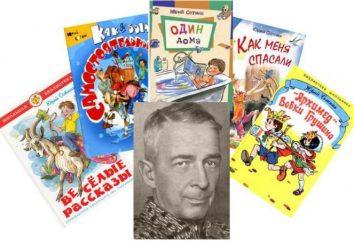Sotnik Yury – eine faszinierende Geschichte und Geschichten für Kinder