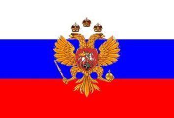 Qu'est-ce que le drapeau de Moscou? Les personnages et leur histoire