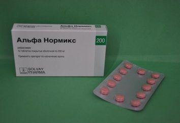 """Recenzje: """"Alpha Normiks"""". Opis, skład i instrukcje do stosowania leku"""
