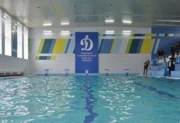"""Pool """"Dynamo"""" (Izhevsk): dla dorosłych i dla dzieci"""