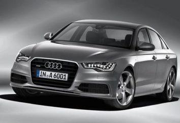 Examen de la nouvelle Audi A6 2012