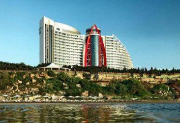 Największy park wodny w Baku uznany za pierwszym międzynarodowym luksusowy ośrodek