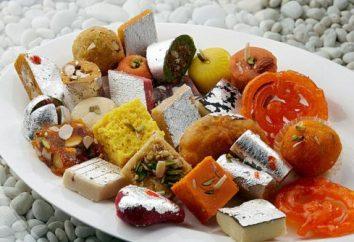 doces receitas e fotos indianas