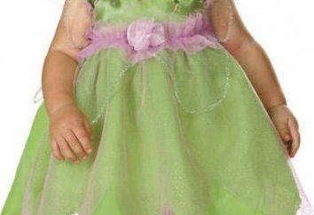 Come cucire un costume da fata Trilli con le mani?