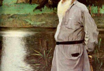 meilleures œuvres pour les enfants de Tolstoï. Léon Tolstoï: des histoires pour les enfants
