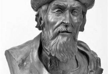 ritratto storico Yaroslava Mudrogo. Principi di Rus 'di Kiev
