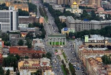 Moskwa triumfalna w Petersburgu