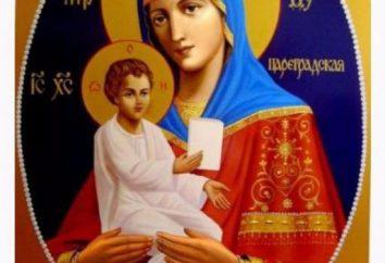 Was hilft Tsaregradskaya Ikone der Mutter Gottes?