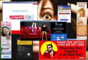 Wie Sie sich vor Online-Werbung sparen?