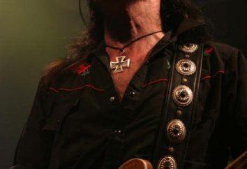 Lemmy Kilmister, le fondateur du groupe de rock Motörhead: Biographie, créativité