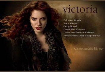 Victoria dans « Twilight »: un personnage et deux actrices