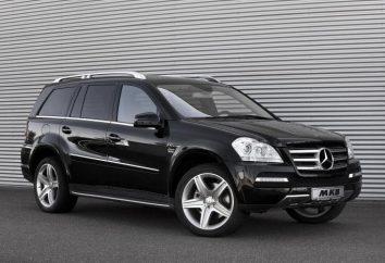 """""""Mercedes-Benz GL 500"""": un examen, les spécifications"""
