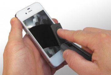 Se puede tocar y no funciona el sensor en el teléfono, ¿qué hacer?