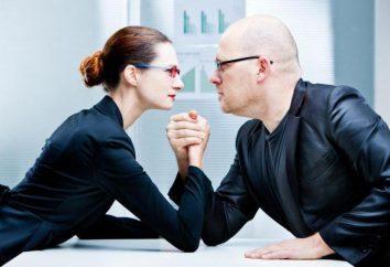 Strony konfliktu – konflikt interesów stron …