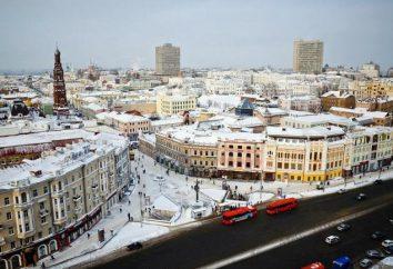 In quale città per spostarsi verso la Russia: il rating. Dove a muoversi in Russia con un bambino piccolo? In quale città è meglio passare per la Russia?