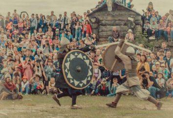 """""""Abalak campo"""" – el principal festival de reconstrucción histórica en Siberia!"""