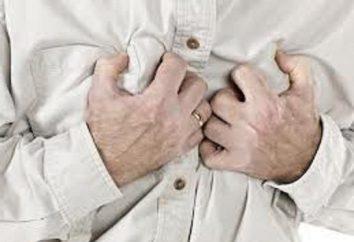 Cardioneurosis: Síntomas, causas, los métodos de diagnóstico y tratamiento