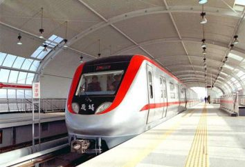 Peking U-Bahn: Schaltung, Fotos, planen Pekinger U-Bahn
