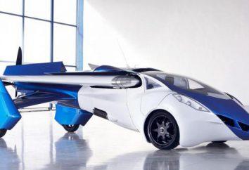 Firma twierdzi, że jego latające samochody podbić rynki na dwa lata