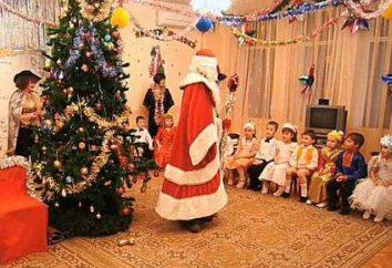 Como conduzir uma festa de Natal no jardim de infância?