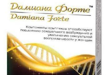 « Damian Forte », un complément alimentaire pour les femmes: commentaires