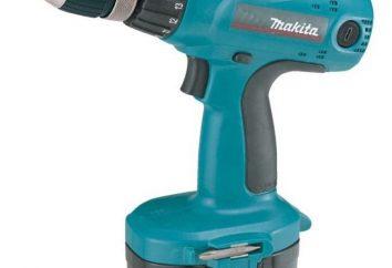 Drill Makita 6347DWDE: Eigenschaften und Bewertungen