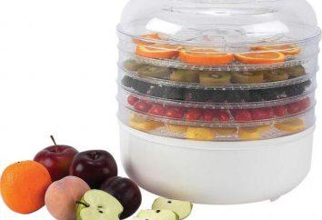 Sèche-linge pour les légumes et les fruits – garder les vitamines pour l'hiver