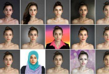 gli standard di bellezza in diversi paesi