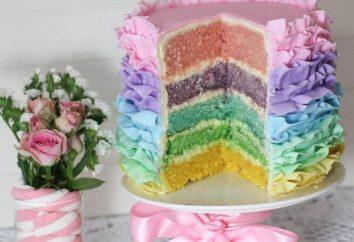 Jak zrobić dekoracje na tort z jego rąk
