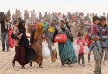 Entro la fine del secolo, può ricevere 2 miliardi di rifugiati climatici