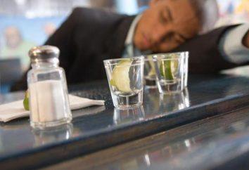 Jakie są objawy alkoholizmu u mężczyzn?