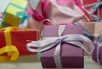 Um presente para o Ano Novo 13 anos: Idéias para meninas e meninos