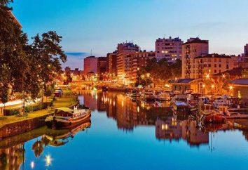 Francia, Tolosa: descrizione, attrazioni turistiche e recensioni