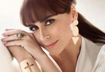 "La serie ""clon"" Jade: la actriz Giovanna Antonelli"