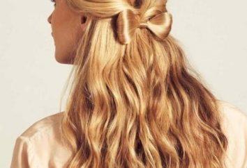 Najmodniejsze fryzury – łuk z włosami. Jak zrobić łuk wykonany z włosami