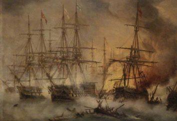 Bataille de Navarin. bataille navale majeure en 1827. résultats