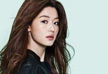 Aktorka Jun Ji-hyun: życie i praca