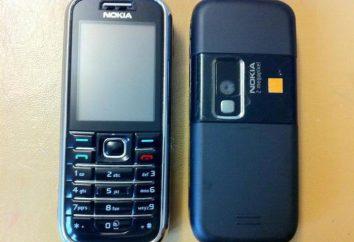 Revisão do telefone Nokia 6233: descrição, comparação e comentários
