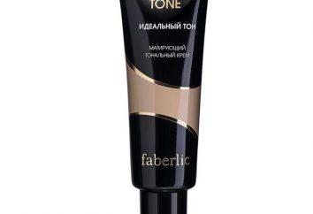 """""""Faberlic"""" – esteiras fundação """"tom perfeito"""". Opiniões e as características cosméticos"""