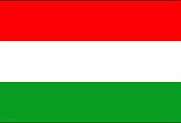 Bandeira nacional de Hungria: descrição, história