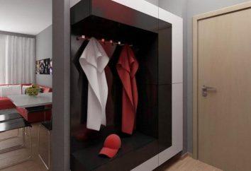 Conception d'un petit couloir, les types de couloirs